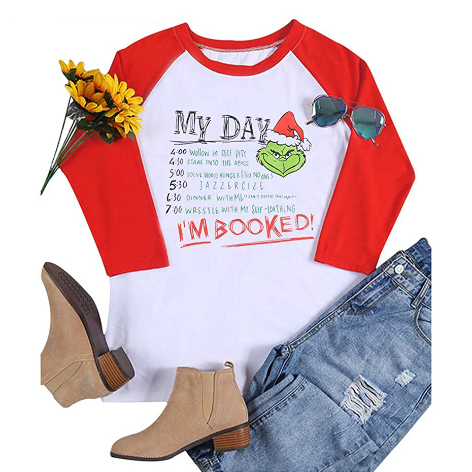 Grinch-Christmas-Shirt-For-Women-My-Day-I-Am-Booked-Raglan-3-4-Sleeve-Funny-Baseball.jpg