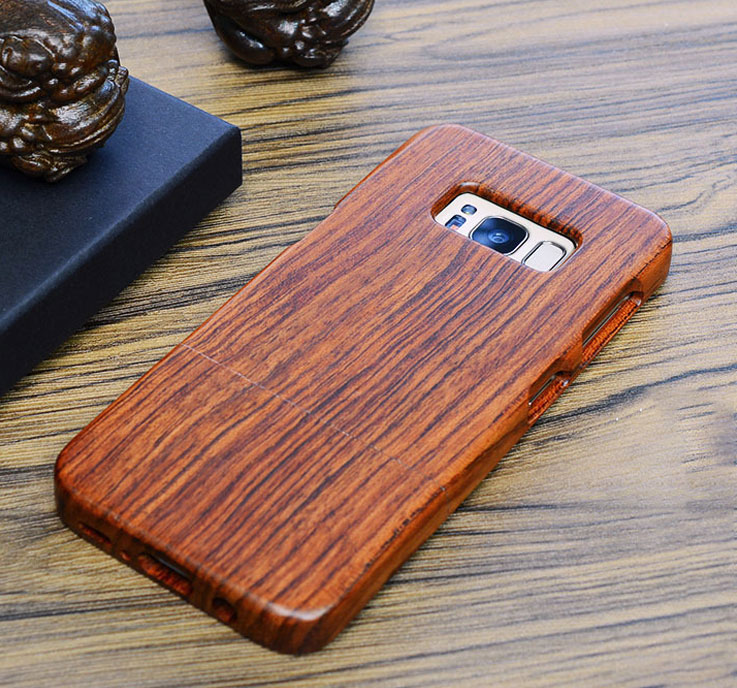 Electronics - Real Genuine Rosewood Case For Samsung Galaxy s7 g930 s7 edge g935 By Wooden Laser Carving Phone Cover Wood